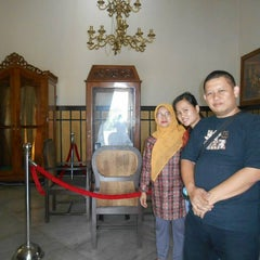 Photo taken at Museum Diponegoro Magelang by Doni B. on 7/9/2015