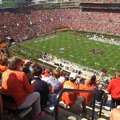 Photo taken at Auburn University by Bill W. on 10/6/2012
