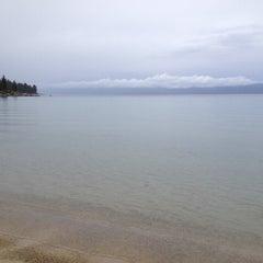 Photo taken at Meeks Bay Resort by Tiffany K. on 7/21/2014