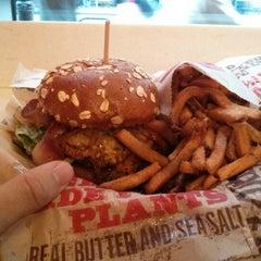Photo taken at Epic Burger by Robert W. on 1/29/2013