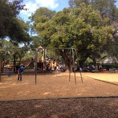 Photo taken at Kate Jackson Park by Chris C. on 12/1/2012