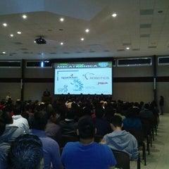Photo taken at UAQ Centro de Negocios by Pao G. on 10/30/2014