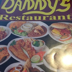 Photo taken at Dannys Restaurant by myssi w. on 3/24/2013