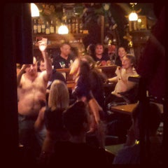 Photo taken at Mollie's Irish Pub by Дмитрий Б. on 3/17/2013