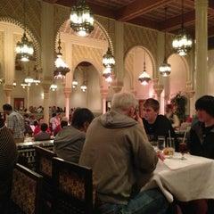 Photo taken at Restaurant Marrakesh by Jason P. on 1/4/2013