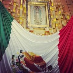 Photo taken at La Villa by Alejandro L. on 12/29/2012