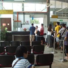 Photo taken at Redang Island Airport (RDN) by Hideyuki Y. on 5/25/2013