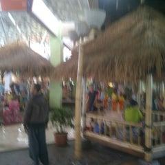 Photo taken at Kampung Priangan by Tisna K. on 5/14/2013