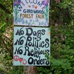 Photo taken at Girdwood Forest Fair by Joe N. on 7/5/2014