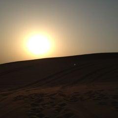 Photo taken at Safari Desert Camp by David S. on 8/27/2013
