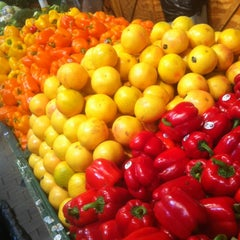 Photo taken at Reading Terminal Market by Kj K. on 10/27/2012