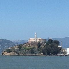 Photo taken at Alcatraz Island by Taylor C. on 5/24/2013