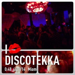 Photo taken at Discotekka by 'Mark's List Mark .. on 4/20/2014