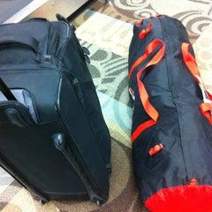 Photo taken at Baggage Claim by Purple P. on 2/28/2013