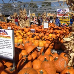 Photo taken at Nicks Garden Center by razz c. on 10/14/2012