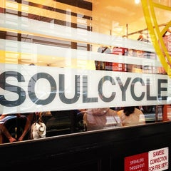 Photo taken at SoulCycle Union Square by @sloane on 10/28/2012
