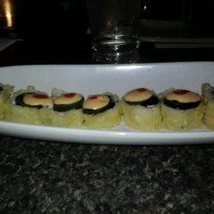 Photo taken at Fujiyama Steak House of Japan by Stevie D. on 10/9/2012