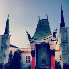 Photo taken at TCL Chinese Theatre by Ponch V. on 6/3/2013