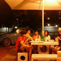 Photo taken at เจ๊หนูมุมนั่งเล่น by Worrawut W. on 11/18/2012