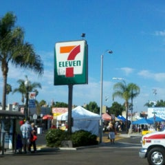 Photo taken at 7-Eleven by Comic-Con G. on 9/29/2012