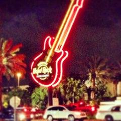Photo taken at Seminole Hard Rock Hotel & Casino by Jennifer W. on 2/17/2013