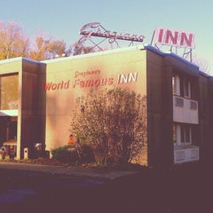 Photo taken at Graziano's Inn & Restaurant by Andy A. on 10/27/2014