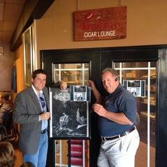 Photo taken at Goodfellas Cigar Lounge by Stephen P L. on 5/18/2014