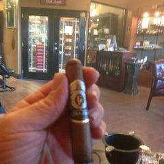 Photo taken at Goodfellas Cigar Lounge by Stephen P L. on 4/17/2013