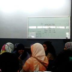 Photo taken at Fakultas Ekonomi by Angga R. on 6/21/2014