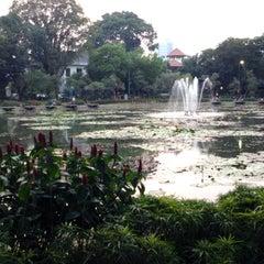 Photo taken at Taman Situ Lembang by Ihar I. on 8/29/2015