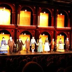 Photo taken at Teatre Lliure by Santos P. on 5/15/2013
