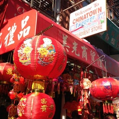 Photo taken at Chinatown by Rowan B. on 2/10/2013