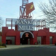 Photo taken at Philadelphia Mills by Belle on 11/26/2012