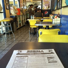 Photo taken at Kohala Burger & Taco by Lynda M. on 2/3/2015