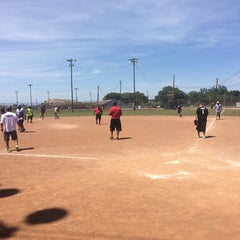 Photo taken at Houston Sportplex by edith c. on 5/17/2014