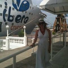 Photo taken at Ibero Grand Holiday by 👠👜 Andreza P. on 12/1/2012