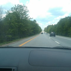 Photo taken at 93 North @ Exit 17 by Jason W. on 5/31/2013