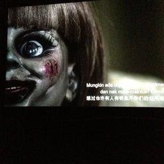 Photo taken at BIG Cinemas by Aida R. on 8/11/2013