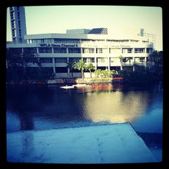 Photo taken at Sheraton Tampa Riverwalk Hotel by Chuck on 6/27/2013