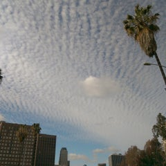 Photo taken at I-110 (Harbor Freeway) by Kim C. on 3/7/2015