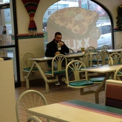 Photo taken at Taco Bell by Michael R. on 12/2/2012