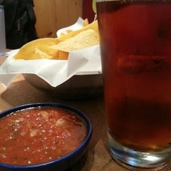 Photo taken at On The Border Mexican Grill & Cantina by Adriana M. on 9/18/2013