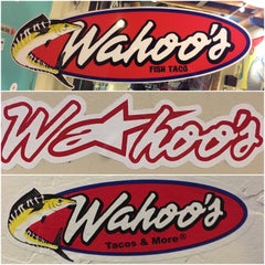 Photo taken at Wahoo's Fish Taco by Andrew on 1/2/2016