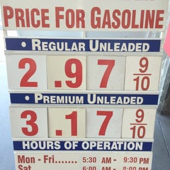 Photo taken at Costco Gasoline by Andrew on 11/9/2014
