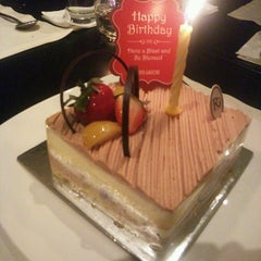 Photo taken at Angus Steak House by Hellsbane Lyn on 8/10/2014