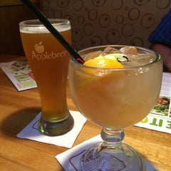 Photo taken at Applebee's by Patricia N. on 7/21/2014