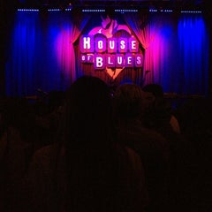 Photo taken at House of Blues San Diego by Samantha on 4/18/2013