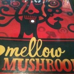 Photo taken at Mellow Mushroom by Sara L. on 3/2/2013