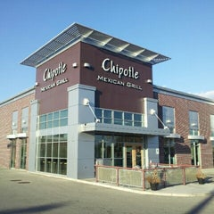 Photo taken at Chipotle Mexican Grill by Cory P. on 9/30/2012