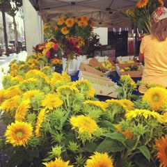 Photo taken at Hollywood Farmer's Market by Angel A. on 7/7/2013